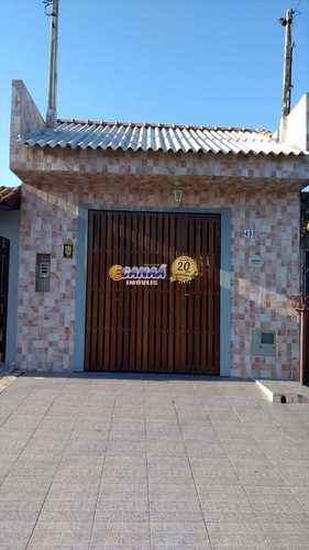 Casa, código 6372 em Mongaguá, bairro Balneário Itaguai