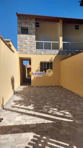 Sobrado, código 6369 em Mongaguá, bairro Balneário Itaóca