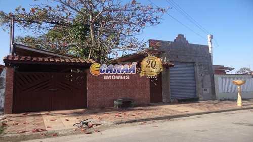 Casa, código 6330 em Itanhaém, bairro Campos Elíseos