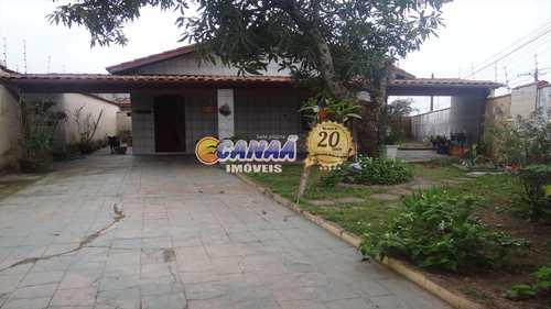 Casa, código 6329 em Itanhaém, bairro Balneário Jequitibá