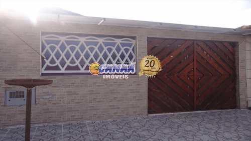Casa, código 6318 em Mongaguá, bairro Balneário Flórida Mirim