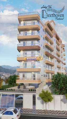 Apartamento, código 6292 em Praia Grande, bairro Guilhermina