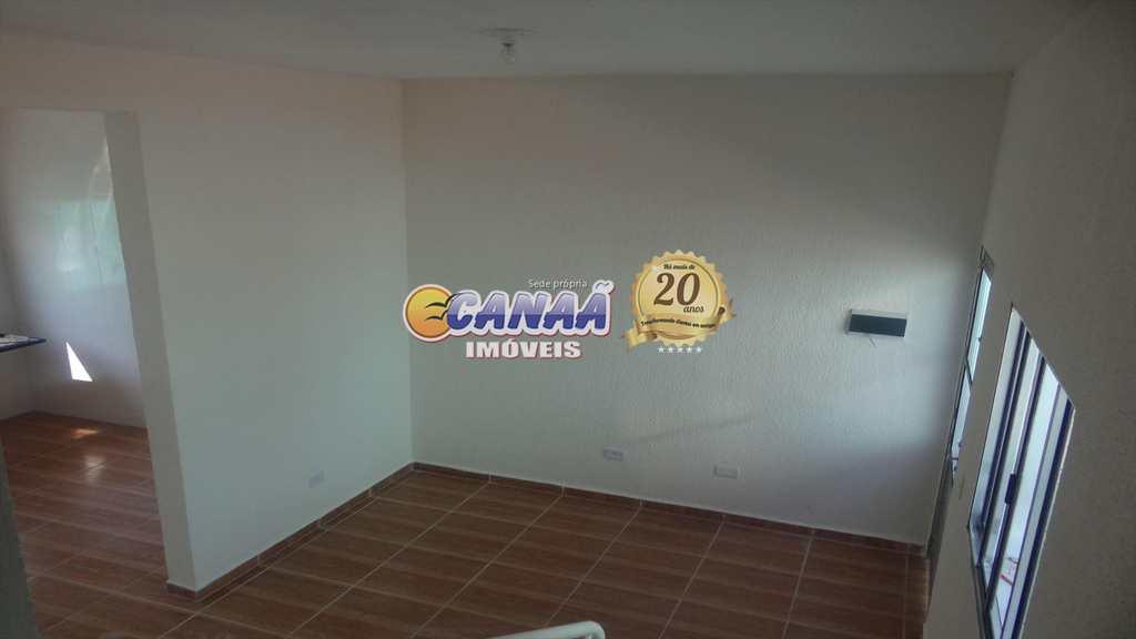 Sobrado de Condomínio em Mongaguá, no bairro Balneário Jussara