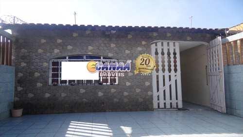 Casa, código 6324 em Mongaguá, bairro Balneário Itaguai