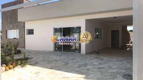 Casa, código 6168 em Itanhaém, bairro Jardim Bopiranga