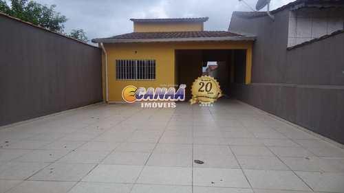 Casa, código 6155 em Mongaguá, bairro Balneário Itaguai