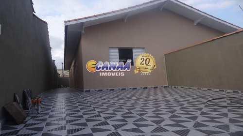 Casa, código 6153 em Mongaguá, bairro Agenor de Campos