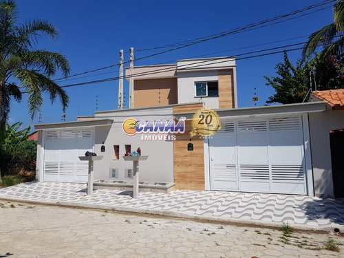 Casa, código 6133 em Itanhaém, bairro Balneário das Palmeiras