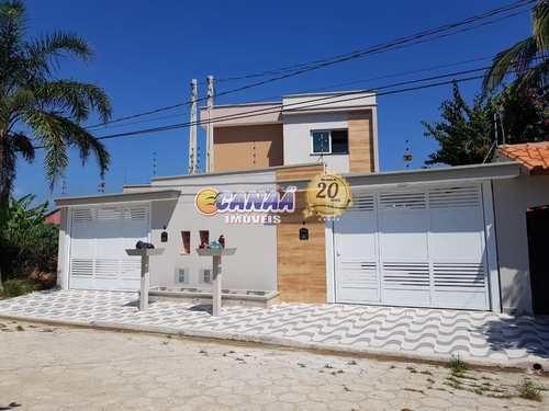 Casa, código 6134 em Itanhaém, bairro Balneário das Palmeiras