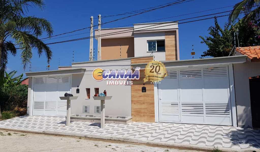 Casa em Itanhaém, bairro Balneário das Palmeiras