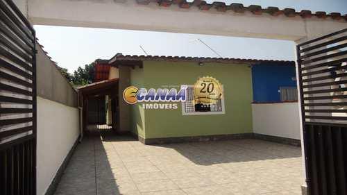 Casa, código 6135 em Mongaguá, bairro Balneário Itaguai