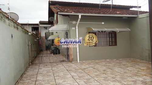 Sobrado, código 6125 em Mongaguá, bairro Balneário Jussara