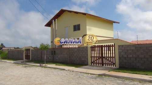Casa, código 6104 em Itanhaém, bairro Cibratel II