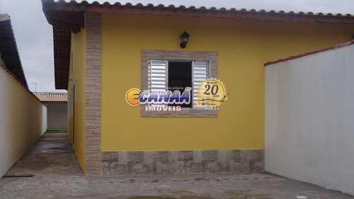 Casa, código 6089 em Mongaguá, bairro Balneário Jussara