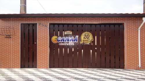 Casa, código 6074 em Mongaguá, bairro Balneário Itaguai