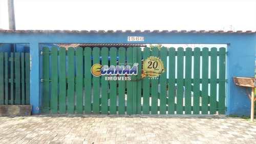 Casa, código 6075 em Mongaguá, bairro Balneário Itaguai