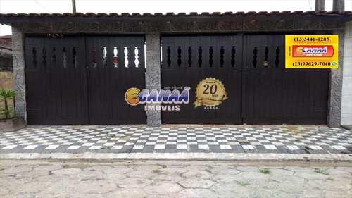 Casa, código 6059 em Mongaguá, bairro Balneário Flórida Mirim