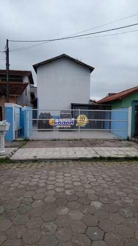 Sobrado, código 6025 em Mongaguá, bairro Balneário Itaguai
