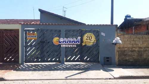 Casa, código 5968 em Mongaguá, bairro Balneário Flórida Mirim