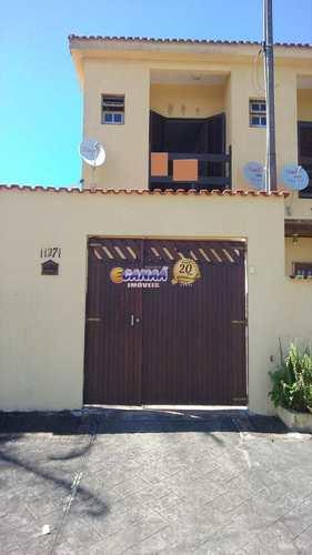 Sobrado, código 5967 em Mongaguá, bairro Balneário Flórida Mirim