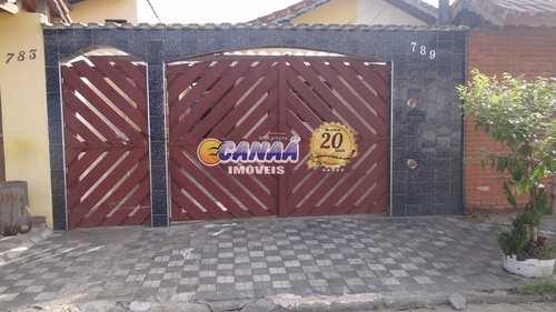 Casa, código 5963 em Mongaguá, bairro Balneário Flórida Mirim