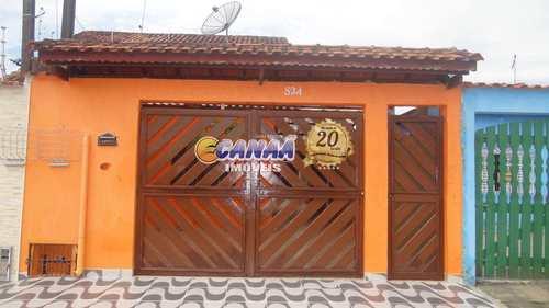 Sobrado, código 5948 em Mongaguá, bairro Balneário Jussara