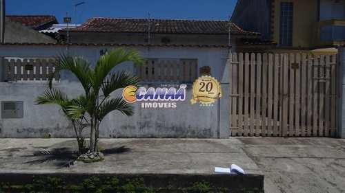 Casa, código 5950 em Mongaguá, bairro Balneário Itaguai