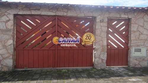 Casa, código 5878 em Mongaguá, bairro Balneário Itaguai