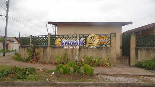 Casa, código 5874 em Mongaguá, bairro Balneário Itaguai