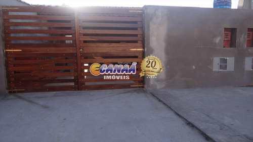Casa, código 5843 em Itanhaém, bairro Jardim Santa Terezinha