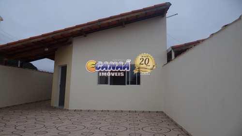 Casa, código 5828 em Mongaguá, bairro Balneário Itaóca