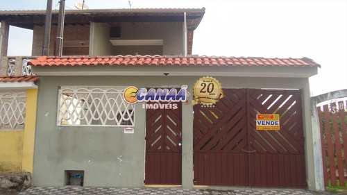 Sobrado, código 5748 em Mongaguá, bairro Agenor de Campos