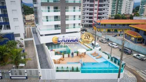 Apartamento, código 5737 em Mongaguá, bairro Vila Atlântica