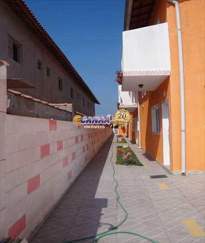 Sobrado de Condomínio, código 5724 em Mongaguá, bairro Vila Atlântica