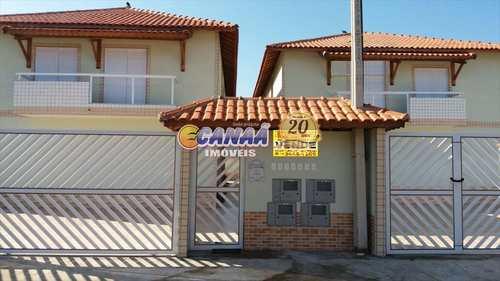 Sobrado de Condomínio, código 5714 em Mongaguá, bairro Jardim Praia Grande