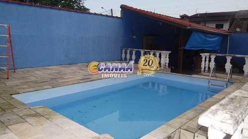 Casa, código 5677 em Mongaguá, bairro Balneário Itaóca