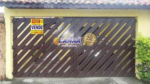 Casa, código 5676 em Mongaguá, bairro Balneário Itaguai