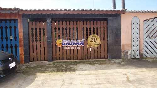 Casa, código 5528 em Mongaguá, bairro Balneário Itaguai