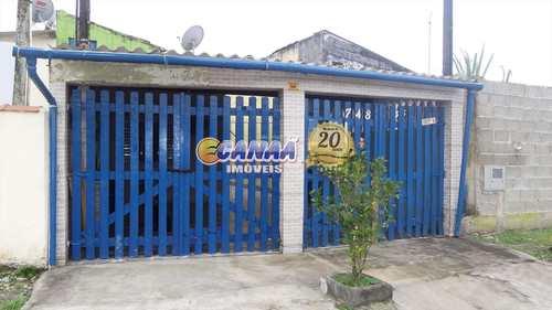 Casa, código 5511 em Mongaguá, bairro Balneário Flórida Mirim