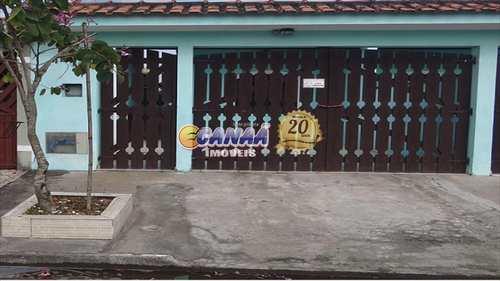 Casa, código 5509 em Mongaguá, bairro Balneário Flórida Mirim