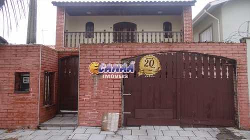 Sobrado, código 5503 em Mongaguá, bairro Balneário Plataforma