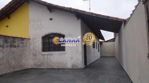 Casa, código 5544 em Mongaguá, bairro Agenor de Campos
