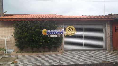 Casa, código 5478 em Mongaguá, bairro Balneário Flórida Mirim