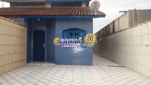 Sobrado, código 5452 em Mongaguá, bairro Balneário Flórida Mirim
