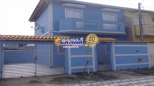Sobrado, código 5403 em Mongaguá, bairro Agenor de Campos