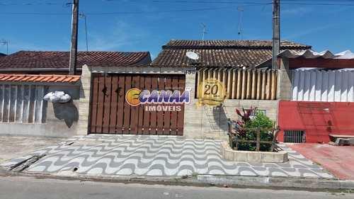 Sobrado, código 5340 em Mongaguá, bairro Balneário Itaguai
