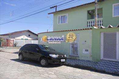 Sobrado, código 5267 em Mongaguá, bairro Jardim Praia Grande