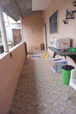 Casa de Condomínio em Mongaguá, no bairro Agenor de Campos