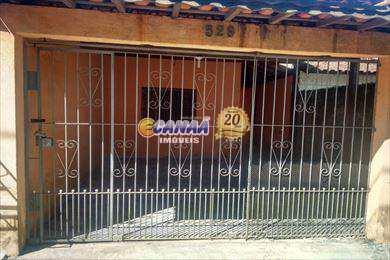 Casa, código 5209 em Mongaguá, bairro Balneário Itaguai