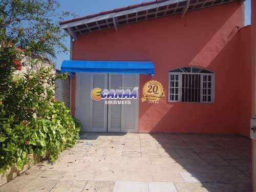 Casa, código 5192 em Mongaguá, bairro Balneário Itaguai